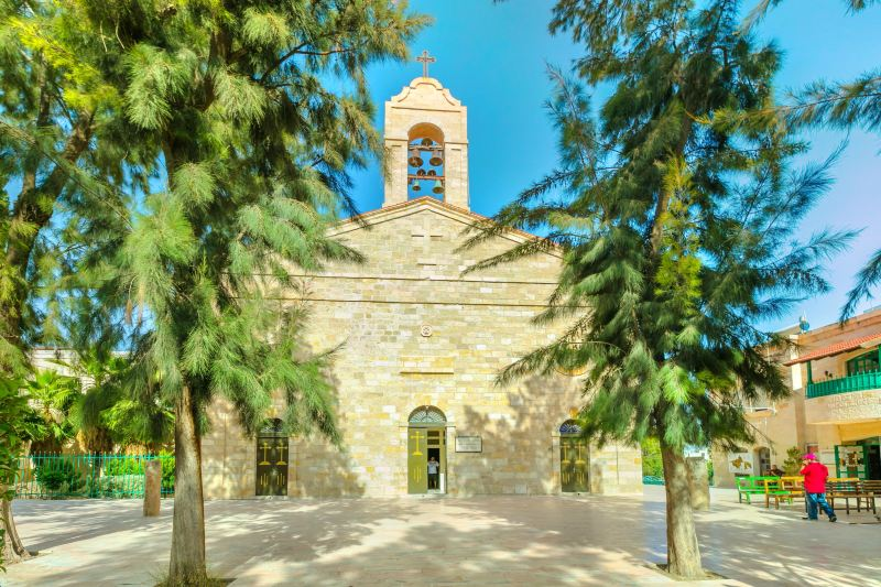 聖喬治教堂 圖片 | 米底巴景點的照片 | Trip Moments