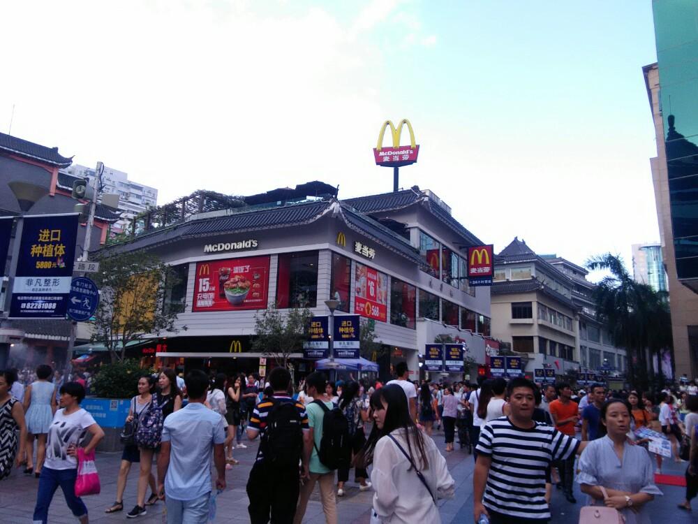 深圳東門步行街到底有多少家商鋪- _匯潮裝飾網