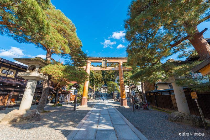 櫻山八幡宮 圖片   高山市景點的照片   Trip Moments