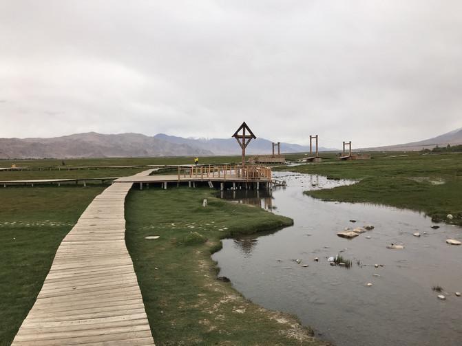 旅游來說.新疆的南疆好北疆好?_旅游新疆南疆北疆