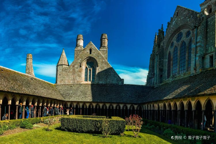 聖米歇爾山修道院旅遊攻略指南-聖米歇爾山修道院評價-聖米歇爾山修道院附近推薦-Trip.com