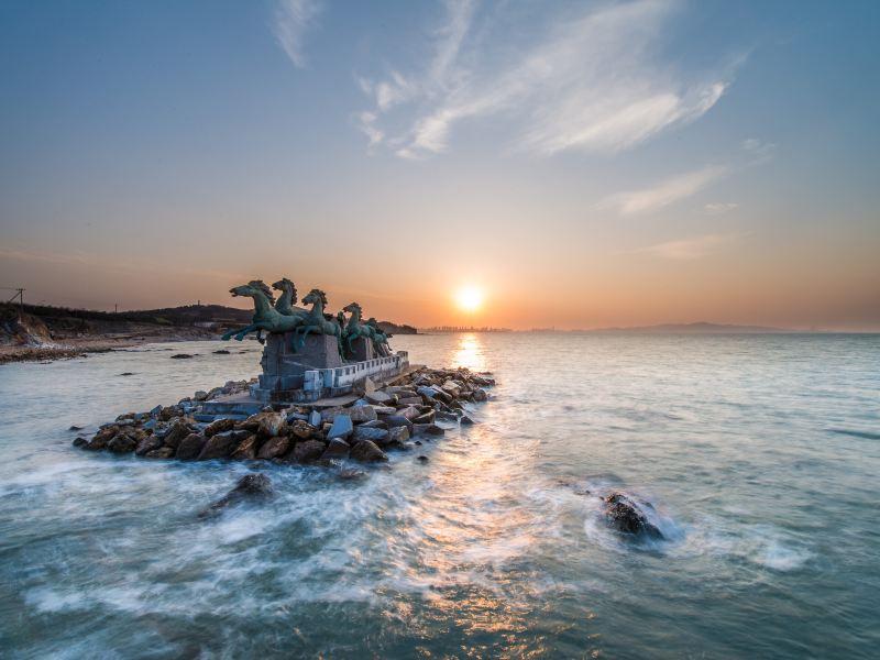 養馬島の寫真   煙臺の観光スポットの寫真   Tripメモリー