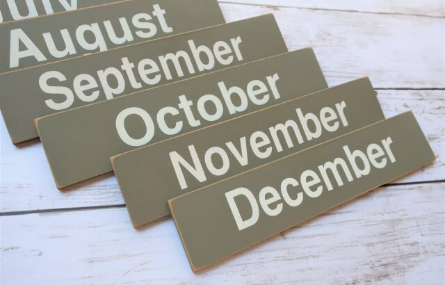 【2020-2021】ジャニーズカレンダー発売決定!予約・出版社などグループごとのまとめ!あの法則はどうなる?