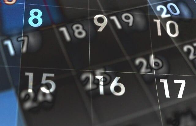 【2021-2022】ジャニーズカレンダー発売決定!各グループの出版社はどこ?予約などまとめ