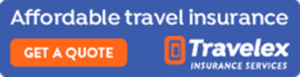 Get a quote button for Travel insurance