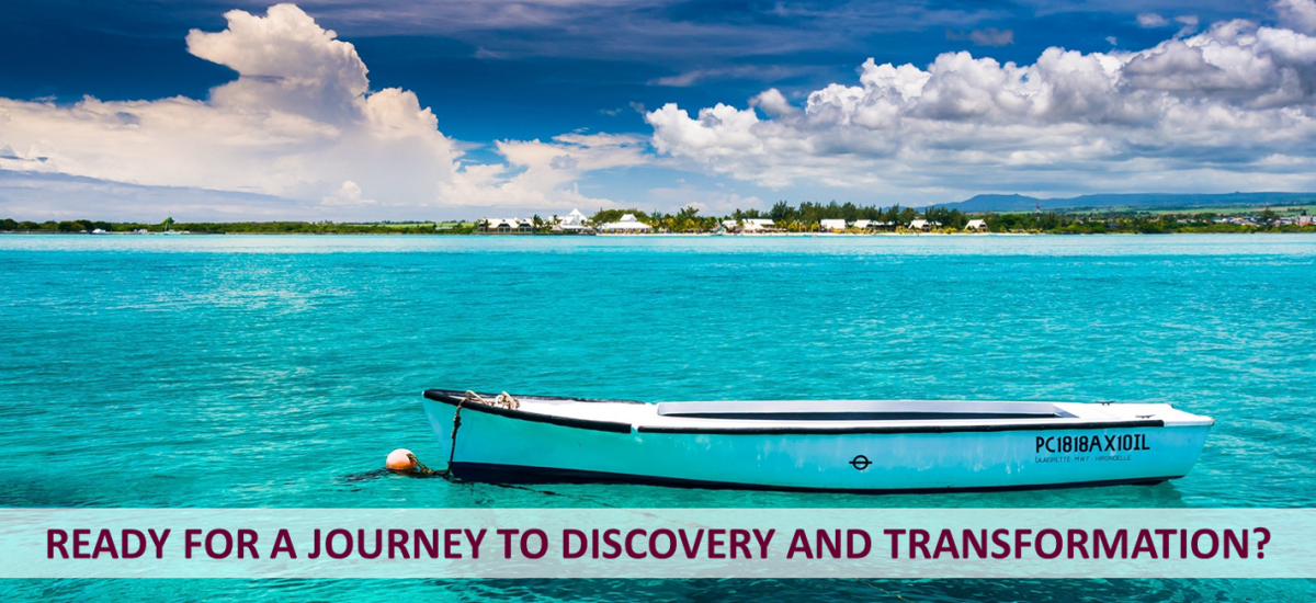 Ready for a journey to discovery and transformation?