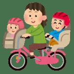 三人乗り電動自転車で転倒し、子どもが骨折!絶対に守るべき注意点とは?