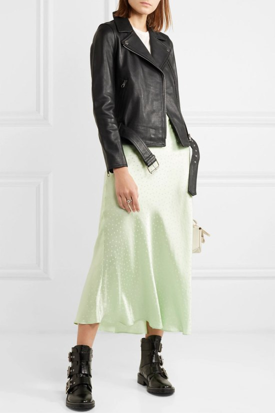 MADEWELL Ultimate Textured leather Biker Jacket