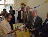محافظ جنوب سيناء: إعلان المحافظة خالية من مرض الكبد الوبائى خلال عام