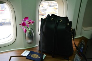 Cathay Pacific first class via youmademelikeyou.com