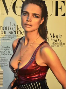 Vogue Paris, September 2014