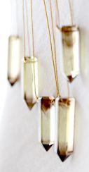 quartz necklace - Flowers - boho chic inspiration via youmademelikeyou.com