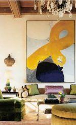 living room decor Flowers - boho chic inspiration via youmademelikeyou.com