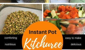 Instant Pot – Comforting and Nourishing Kitcheree