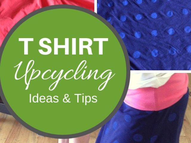 upcycled t shirts