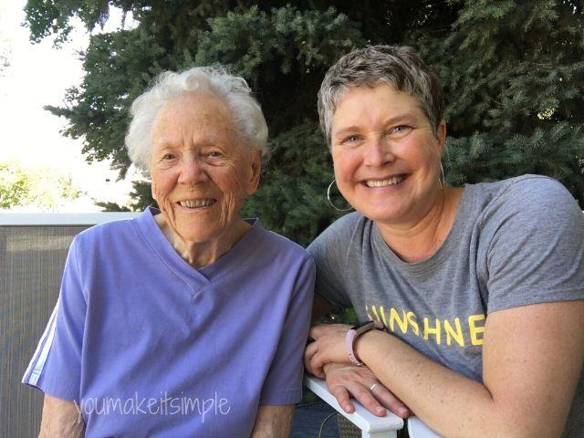 June Brown 100 years old