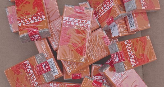 Hestia Tobacco All Natural Craft Filtered Cigars