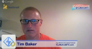 Tim on #YMBLive Bitcoin Headlines