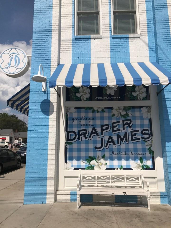 12 SOUTH & DRAPER JAMES