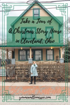 """Take a tour of """"A Christmas Story"""" House in Cleveland, Ohio"""