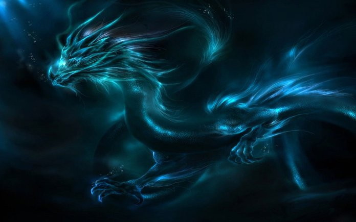 Blue-Dragon-Wallpaper