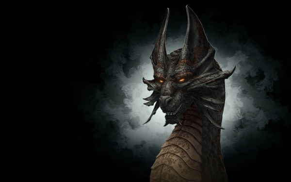 Cool Dragon Wallpapers Black