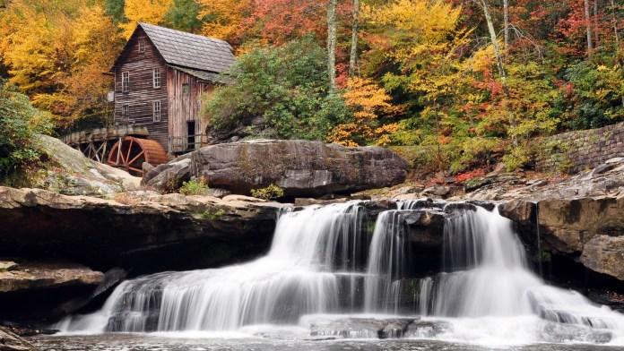 Waterfall Nature HD Wallpaper For Windows