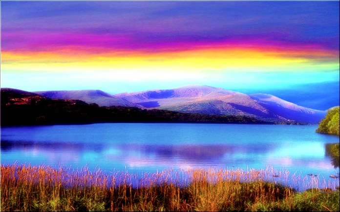 Rainbow HD Wallpaper For Iphone