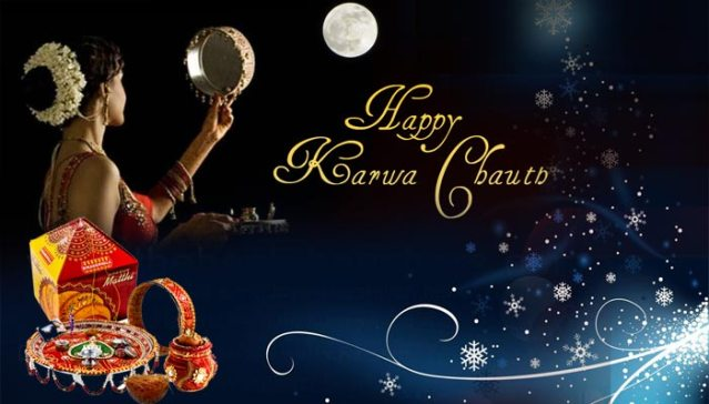 karva chauth wishes in english