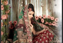 bridal lehanga pic