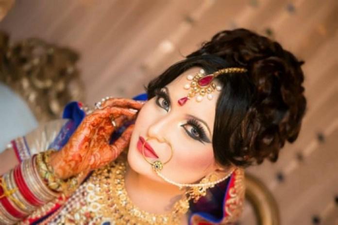 bangali bridal hairstyle
