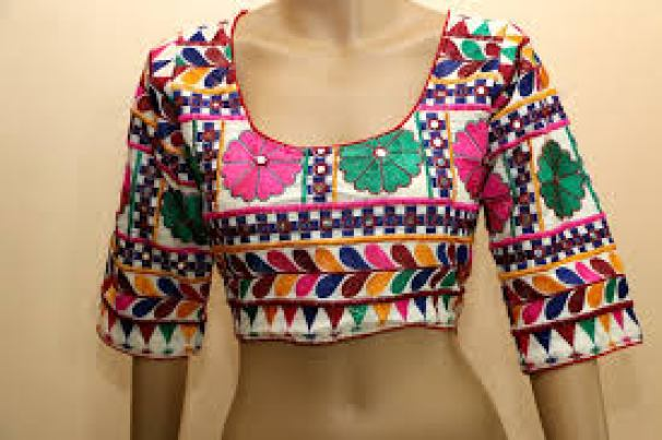 kutch blouse design