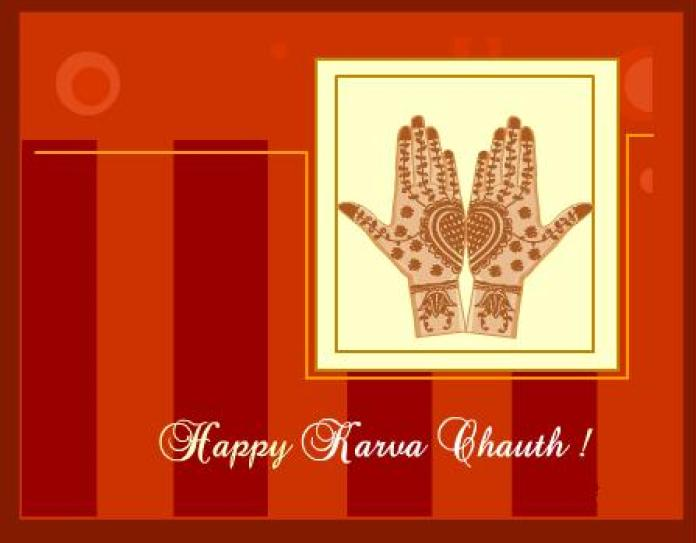 happy karva chauth pictures