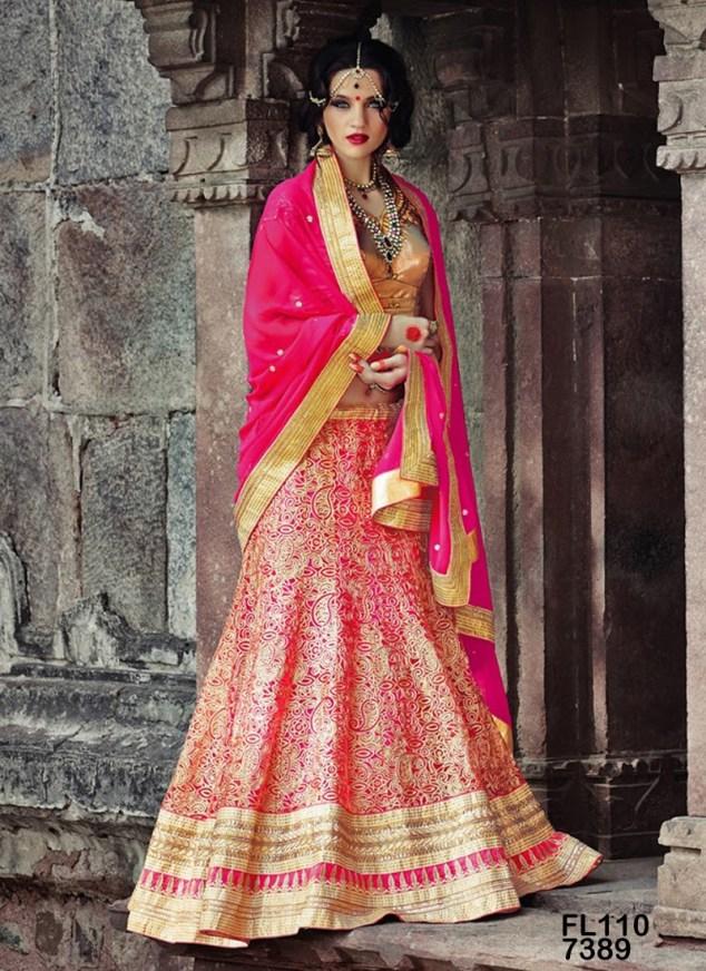 new look bridal lehanga