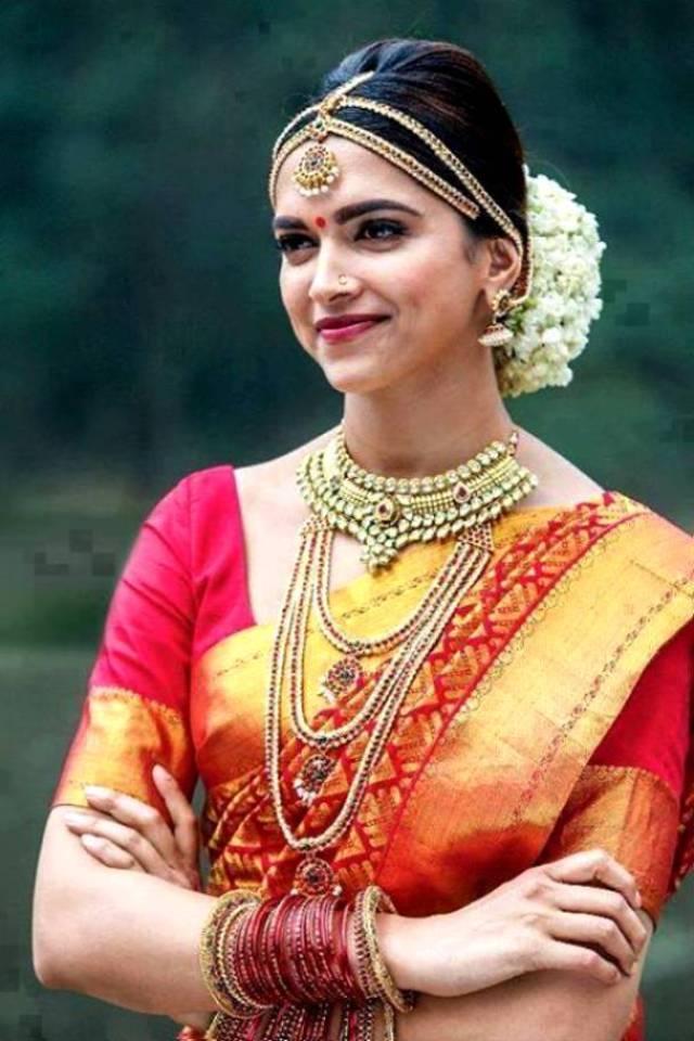 hindu bridal photo