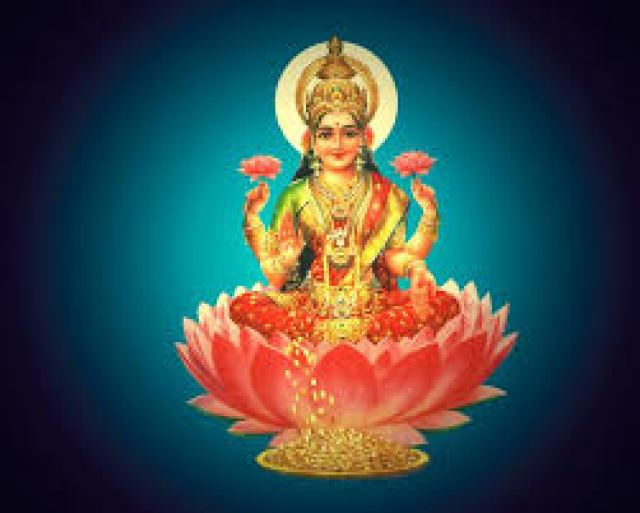 Goddess Laxmi beautiful Images