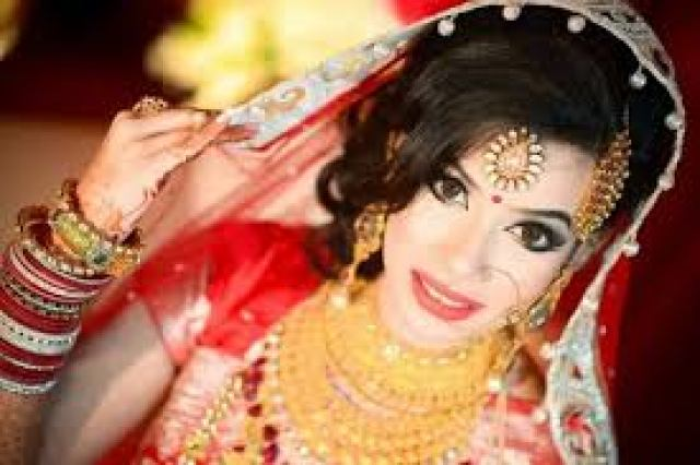 Dulhan Hairstyle For Round Face Satu Huruf E