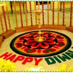 Top 35+ Beautiful Easy Simple Rangoli Designs For Diwali