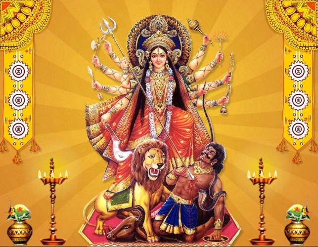 Durga Mata Photo