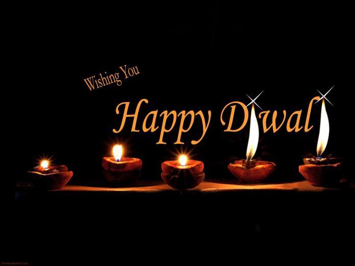 Chotti Diwali Greetings Cards