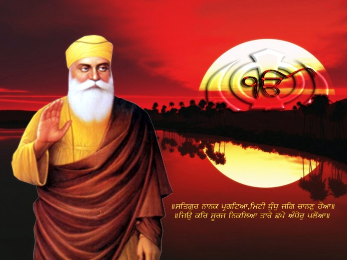 gurunanak dev ji hd wallpapers