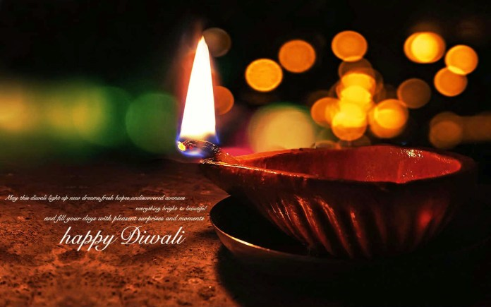 happy diwali facebook photo