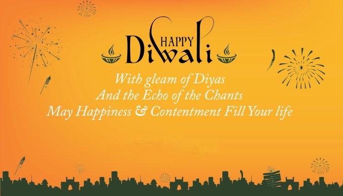 happy diwali in bangali wishes