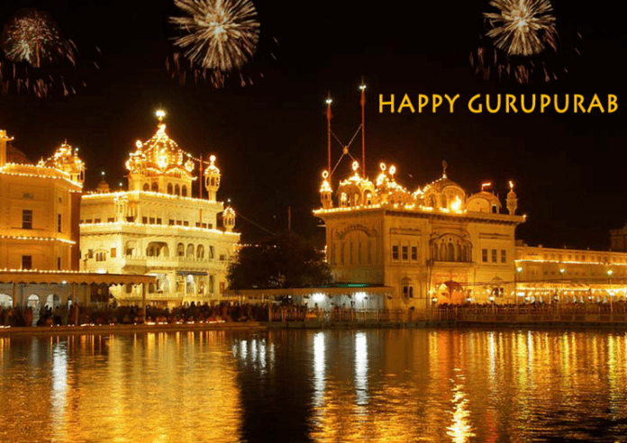 Happy Gurpurab Pictures