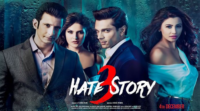 hate story 3 motion poster