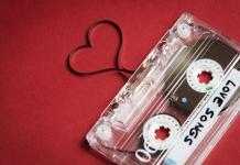 romantic love song