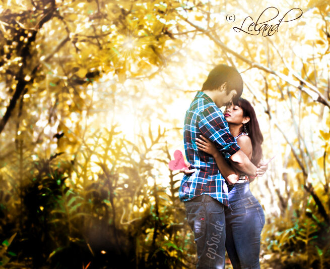 Nature Love couple Wallpaper : Top 150+ Beautiful cute Romantic Love couple HD Wallpaper