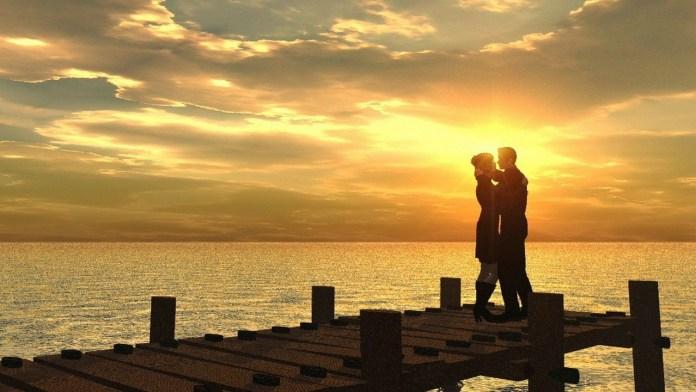 romantic love couple pictures