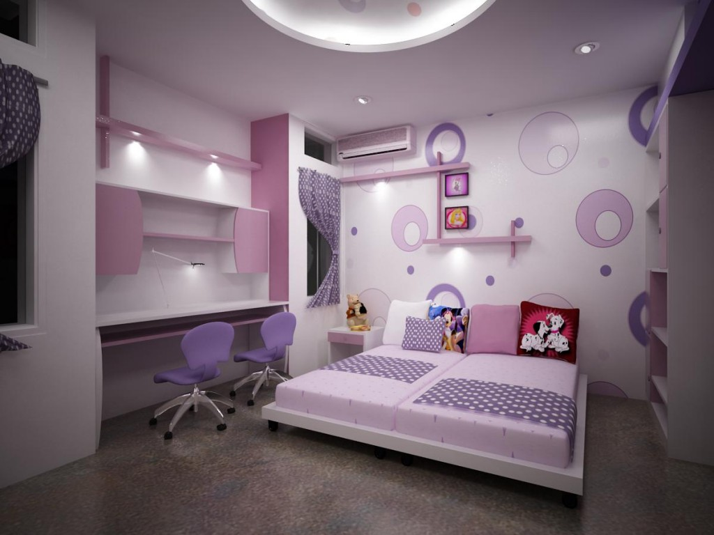 Bedroom Decor Design Ideas. Room Design On Cartoon Theme Bedroom Decor Ideas  E