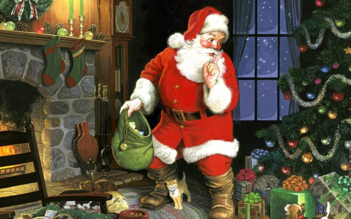 santa claus images for iphone